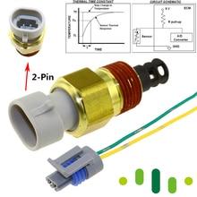 25036751 25037225 25037334 Впускной температура воздуха Температура Сенсор отправителя для G.M IAT MAT ACT с разъемом HDMI 2-полосная женский косичка