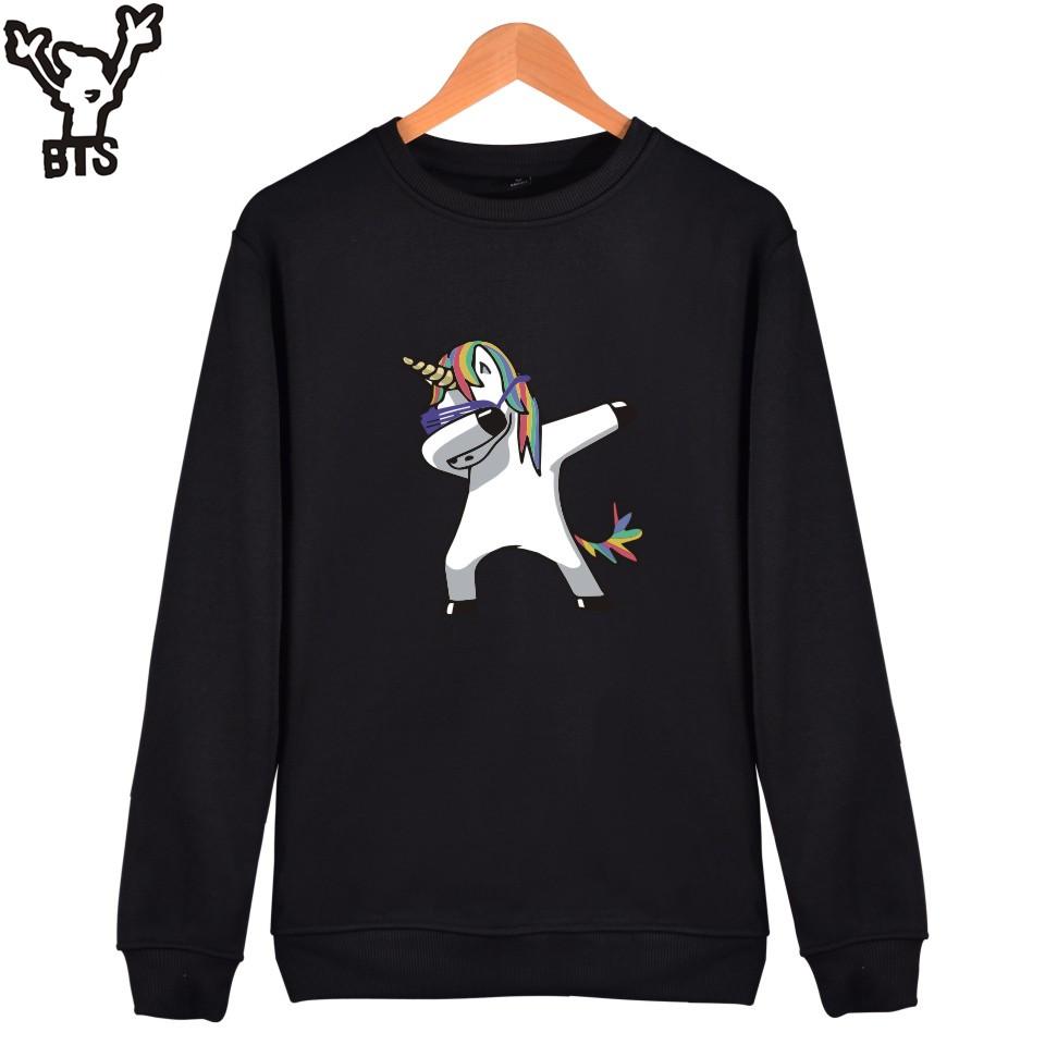 SMZY Aminal Print Horse Sweatshirt Women Hooded Fashion Casual Sweatshirt Women/Men Kawaii Cartoon DOG Cat Funny Casual Clothes