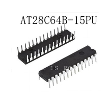 FREE SHIPPING 10PCS/LOT AT28C64B-15PU AT28C64B-15 AT28C64B 15PU