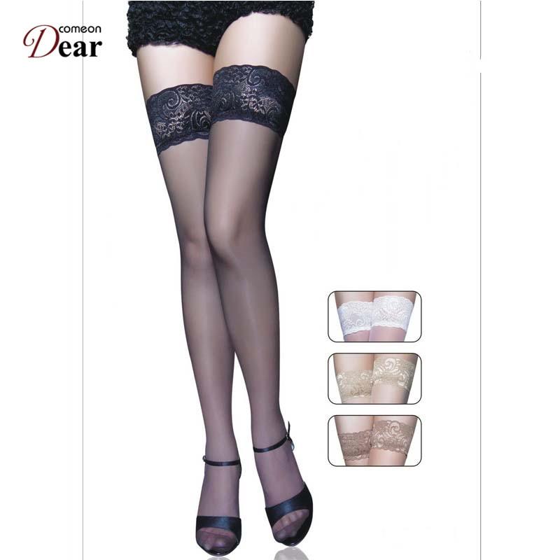 Comeondear HP2133 2105 Sexy Kousen For Ladies Knee Socks Thigh High Socks Erotic Collants Femme Popular