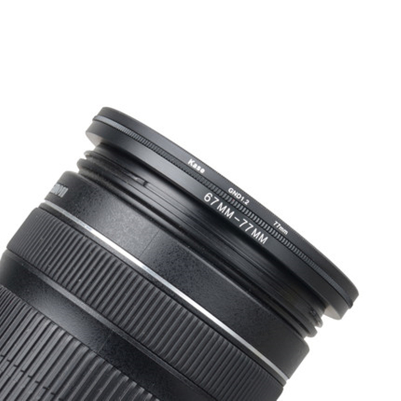 Amopofo Universal 40.5-49mm //40.5mm to 49mm Step Up Ring Filter Adapter for UV,ND,CPL,Metal Step Up Ring Adapter