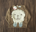 INS New Autumn Winter Kids bobo choses 3D lion Pattern Sweater Jumper For Boys Girls Baby Fall Sweaters Clothing