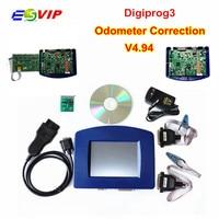 v4.94 digiprog 3 Odometer Programmer obd version with ST01 ST04 cable Digiprog3 odometer correction tool digiprog III