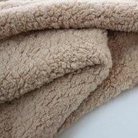 Ultro мягкая и теплая ткань, мех ягненка из берберского флиса плюшевая ткань свитер лайнер ткань подкладки продается Двор Бесплатная доставка