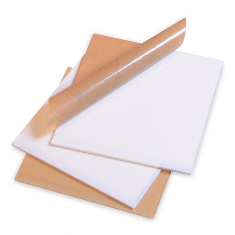 Pure White Acrylic Board Light Ivory Plexiglass Plastic Sheet Photopermeability Organic Glass Polymethyl Methacrylate 200*200mm