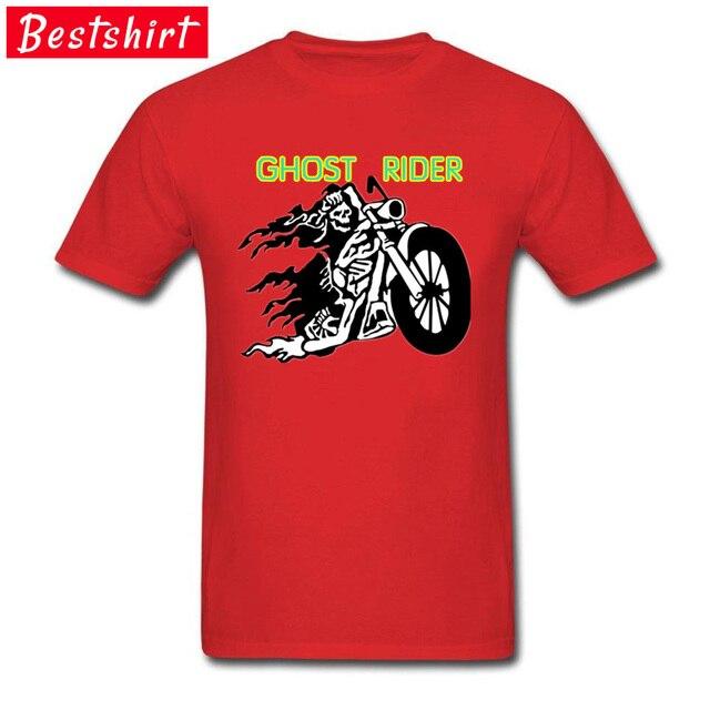 Skulbone Grim Rider Shirt Motard Feu Fire Gothique Moto Skull Reaper SALE 66