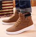 2015 new fashion autumn winter men boots, ankle motorcycle boots for men botas size:39-45 free shipping A256