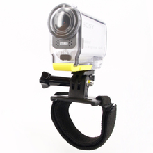 Wrist Mount Strap Extendable Belt Wrist Band Strap for Sony action cam Accessories for Sony HDR-AS100VR AS30VR AS20 AZ1VR