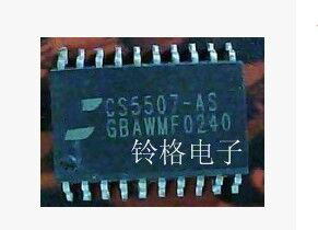 IC new original CS5507 CS5507 ASZ CS5507 AS SOP20 Free Shipping