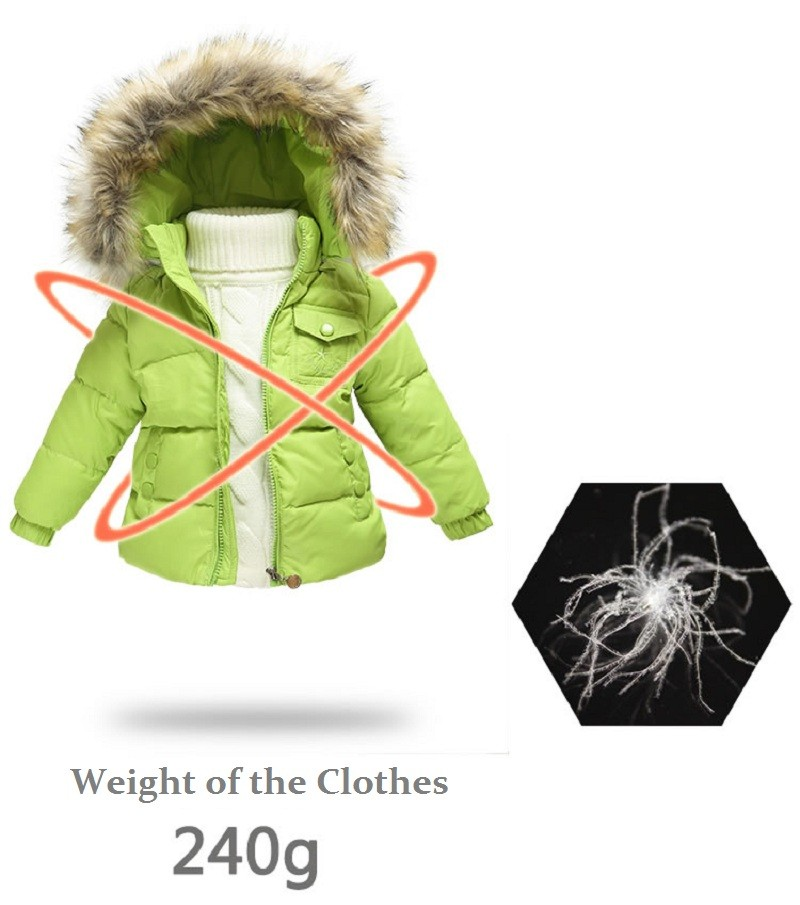 down jacket for girl