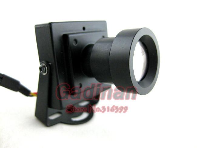 высокое разрешение камеры видеонаблюдения