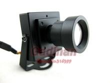 Новое поступление Высокое разрешение sony Effio-E 700TVL 25 мм объектив безопасности коробка цветная камера видеонаблюдения