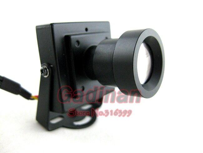 New Arrival High Resolution Sony Effio-E 700TVL 25mm Board Lens Security Box Color CCTV Camera