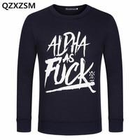MR JIM 2017 Men Hoodies Printing Hip Hop Hooded Sweatshirts Men S Large Size Leisure Spring