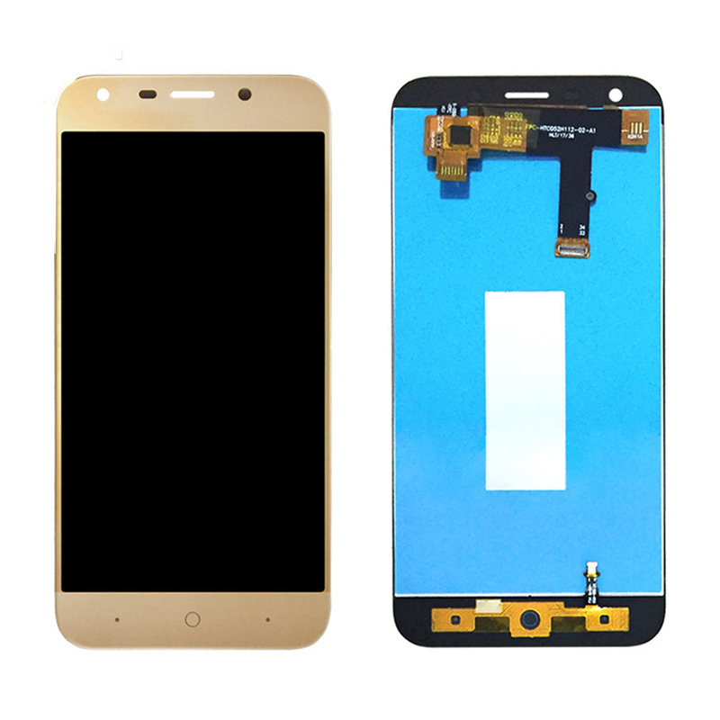 Image 4 - For zte blade A6 A6 lite 5.2 inch 100%tested high quality LCD display touch screen black white gold LCD display-in Mobile Phone LCD Screens from Cellphones & Telecommunications