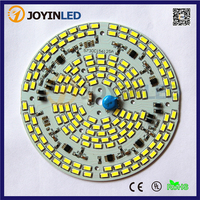 2015 Newly 10PCS AC220V 230V Dimmer 5730SMD 60W LED Ceiling Light PCB chips Driverless plates module