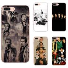 Pour Apple iPhone 4 4 S 5 5C 5 S SE 6 6 S 7 8 Plus X XS Max XR coque de téléphone Cool de luxe Backstreet Boys(China)