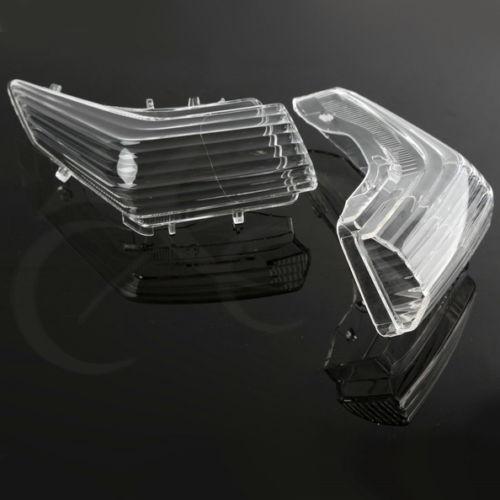 Ön Dönüş Sinyali Lens aksesuarları için SUZUKI GSR400 GSR600 GSR400/600