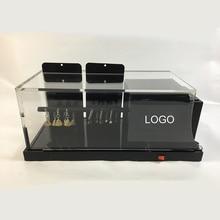 лучшая цена Black Large TPU PPF Films Scratch Testing High Quality Car Paint Protection Film Gravelometer Test MO-620B