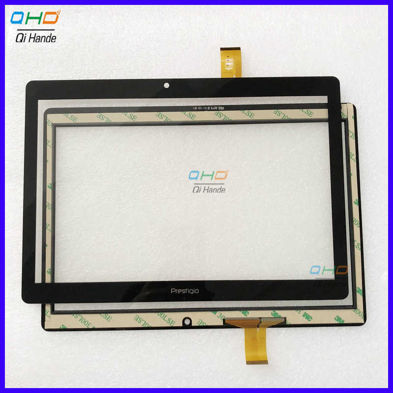 Nuovo Tablet touch screen del Pannello di HK101PG3373B-V01 Per Bravis NB106 tipo 2 (237*166) touch screen/HK101PG3373B Senza Prestigio LOGO
