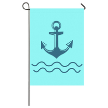 Personalized Garden Flag anchor flag Seasonal Flags for Outdoors Decor