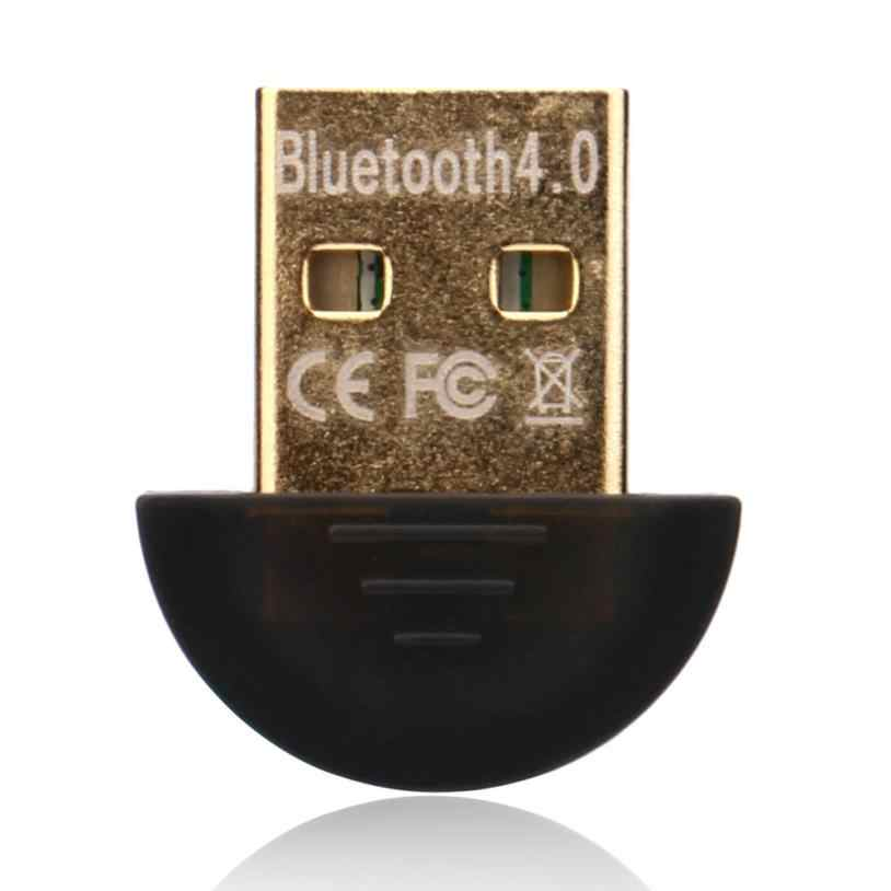 Haute Performance Mini sans fil USB Bluetooth 4.0 adaptateur Dongle connecteur dispositif pour ordinateur portable Win XP Vista7/8/10 Sep03