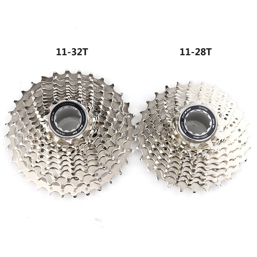 Image 2 - Shimano 105 CS 5800 R7000 Freewheel Cassette 11 Speed Road Bike 11 28T 11 32T 11 34T Cassette Sprocket Bicycle Parts-in Bicycle Freewheel from Sports & Entertainment