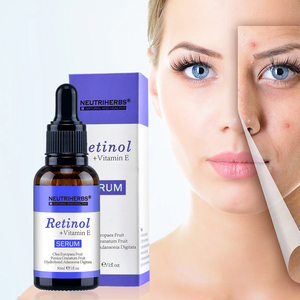 Image 2 - Neutriherbs Face Retinol Serum Vitamin E  2.5% Vitamins A Anti Acne Serum Anti Aging/Wrinkle Skin Lightening Serum Facial 30ml
