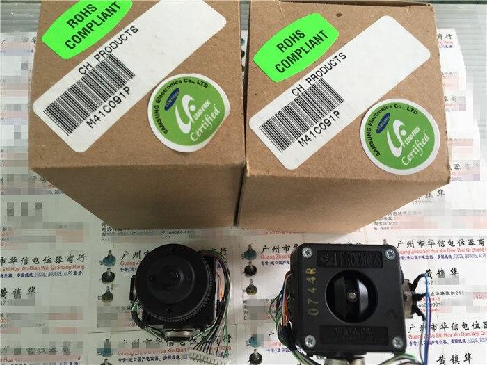 Original nouveau 100% M41C091P CRV-16 PTZ potentiomètre à bascule avec interrupteur