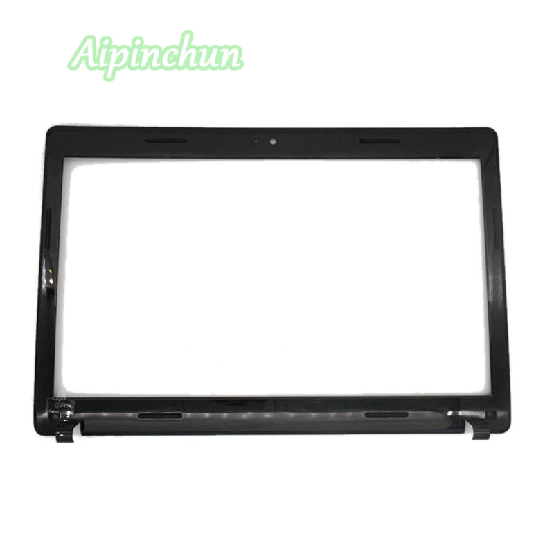 Aipinchun LCD Front Bezel Cover <font><b>Case</b></font> For <font><b>Lenovo</b></font> Ideapad <font><b>G470</b></font> G475 Laptop <font><b>Case</b></font> B Shell Frame Cover image