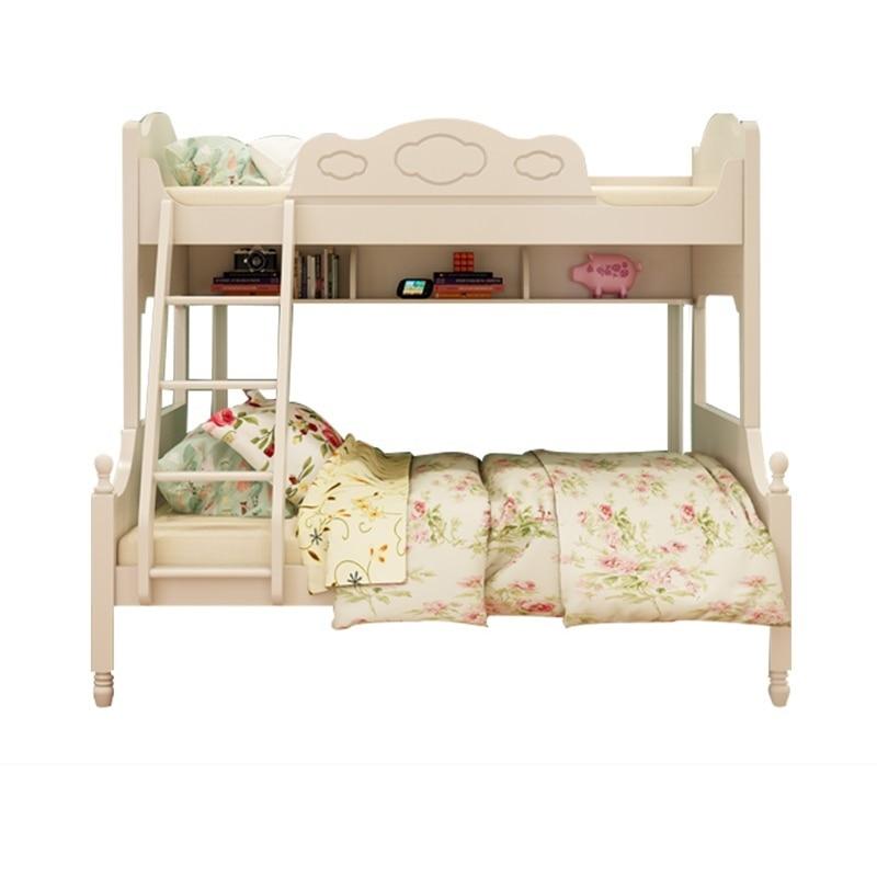 цена на Room Modern Infantil Single Kids Frame Matrimonio Quarto Mobili De Dormitorio Mueble Cama bedroom Furniture Double Bunk Bed