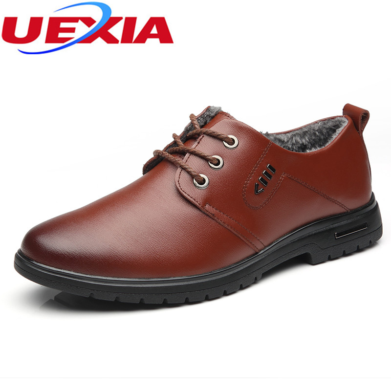 UEXIA New Wedding Men Shoes Elegant Leather Flats Zapatos Hombre Pointed Toe Oxfords Shoes For Men Designer Fashion Luxury Plush pjcmg spring autumn men s genuine leather pointed toe slip on flats dress oxfords business office wedding for men flats shoes