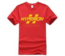 Mens Borderlands Hyperion LOGO Cotton T shirt Black