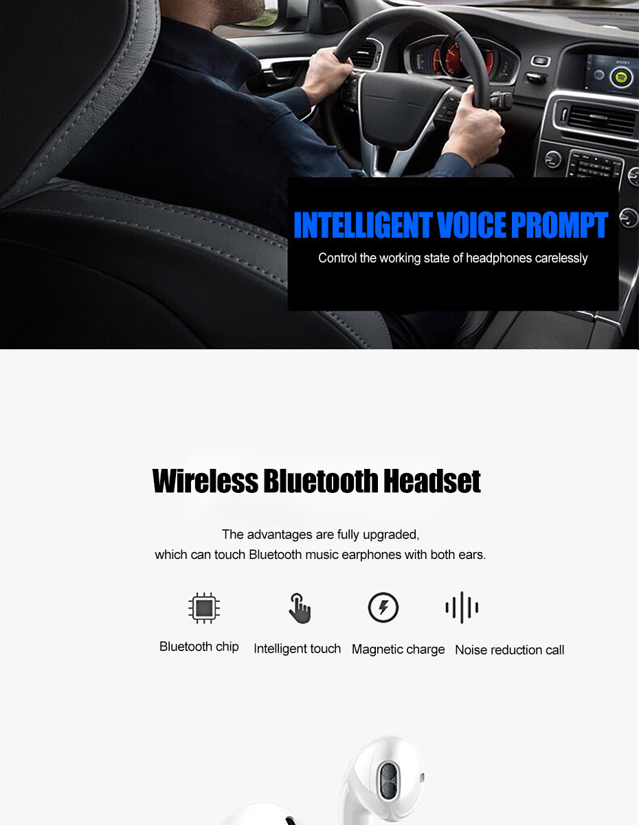 i60 TWS Pop-up 1:1 size Replica Wireless Headphone 6D Super Bass Bluetooth  Earphone 5 0 i60 tws PK i30 i20 i12 i11 i10 i7s tws