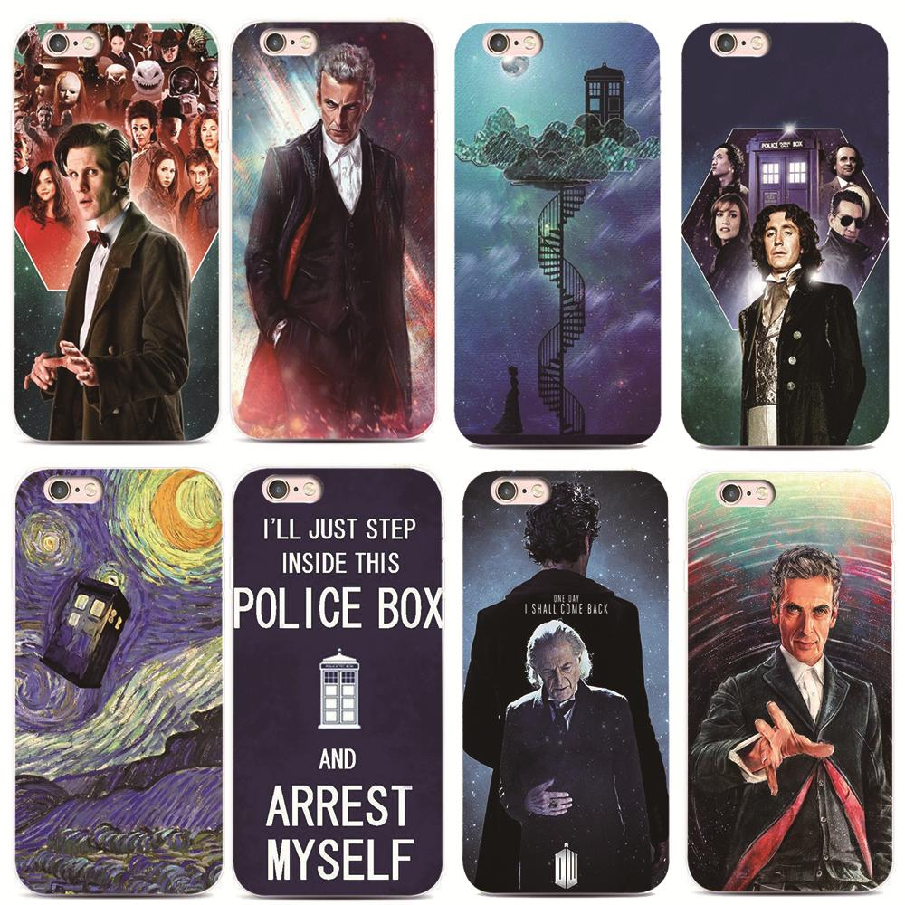 Cellphones & Telecommunications Energetic Tardis Box Doctor Who For Iphone 4s 5 5s 6 6s 7 8 Plus For Samsung S4 S5 S6 S7 Edge A5100 A720 S8 Plus Hard Plastic Phone Case Beneficial To Essential Medulla Fitted Cases