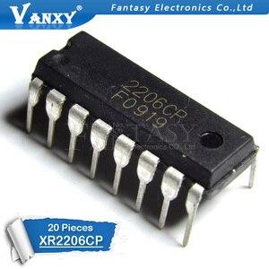 Image 2 - 20 PIÈCES XR2206CP DIP16 XR2206 DIP 2206CP DIP 16 IC nouvelle et originale