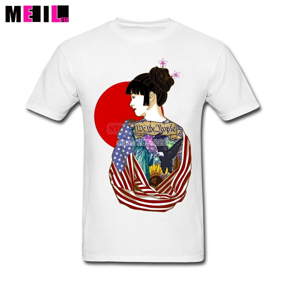 Design t shirt with illustrator - Printing Men S New Fashion Summer T Shirt Fashion The Women Illustration Design Men Plus Size Short