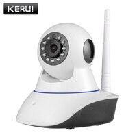 KERUI 720 P HD אלחוטי Wifi מקורה אבטחת בית מעקבים מצלמה רשת אינטרנט ip עם ראיית לילה אינפרא אדום