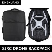 Новый SJRC S70W Drone специальный рюкзак Водонепроницаемый аксессуары Портативный сумка для хранения черные туфли высокого качества рюкзак для Quadcopter