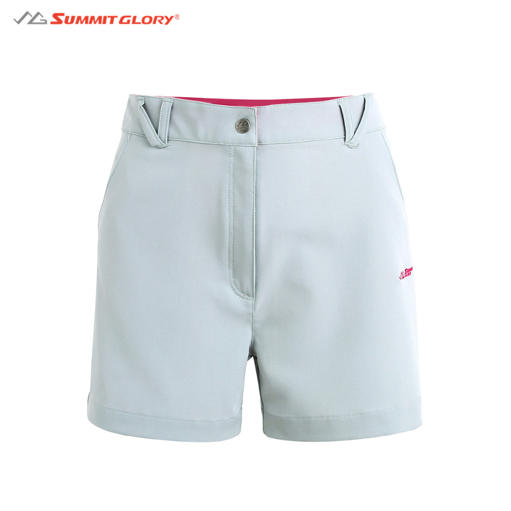 Women's Hiking Shorts Summit Glory Summer New Arrival 2018 Quick Dry Outdoor Climbing Trekking Shorts Brand Clothing