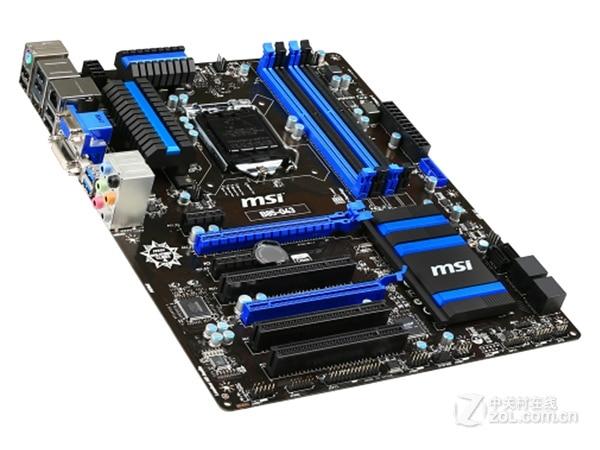 MSI B85-G43 desktop motherboard B85 DDR3 LGA 1150 motherboard LGA 1150 i7 i5 i3 DDR3 32G SATA3 UBS3.0 mainboard msi h97m g43