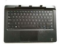 Оригинальная док клавиатура для 13,3 дюймов Dell Latitude 13 7350 7000 планшетный ПК для Dell Latitude 13 7350 7000 Клавиатура