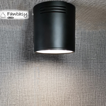 Fantasy Island Surface Mounted Spotlight Commercial Wall Downlights For Shopping malls Clothing Showcases Exhibition