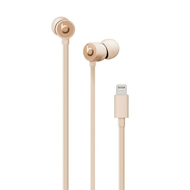 UrBeats 3.0 Super Bass słuchawki w ucho słuchawka z mikrofonem błyskawica słuchawka do iPhone'a 7 8 xs max, iPhone xr, iPad