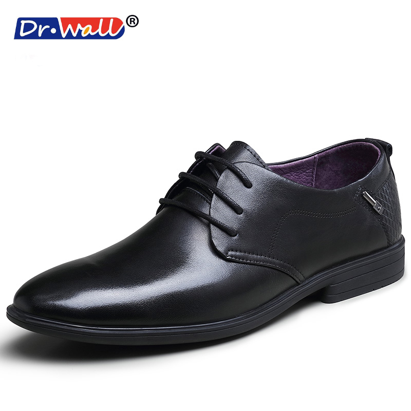 2017 Zapatillas Hombre Superstar Dr.wall Brand New High Quality Genuine Leather Men Casual Shoes, Fashion Style Designer Shoes 2016 new fashion genuine leather men casual oxford shoes zapatillas hombre hot sale good quality comfortable male shoes