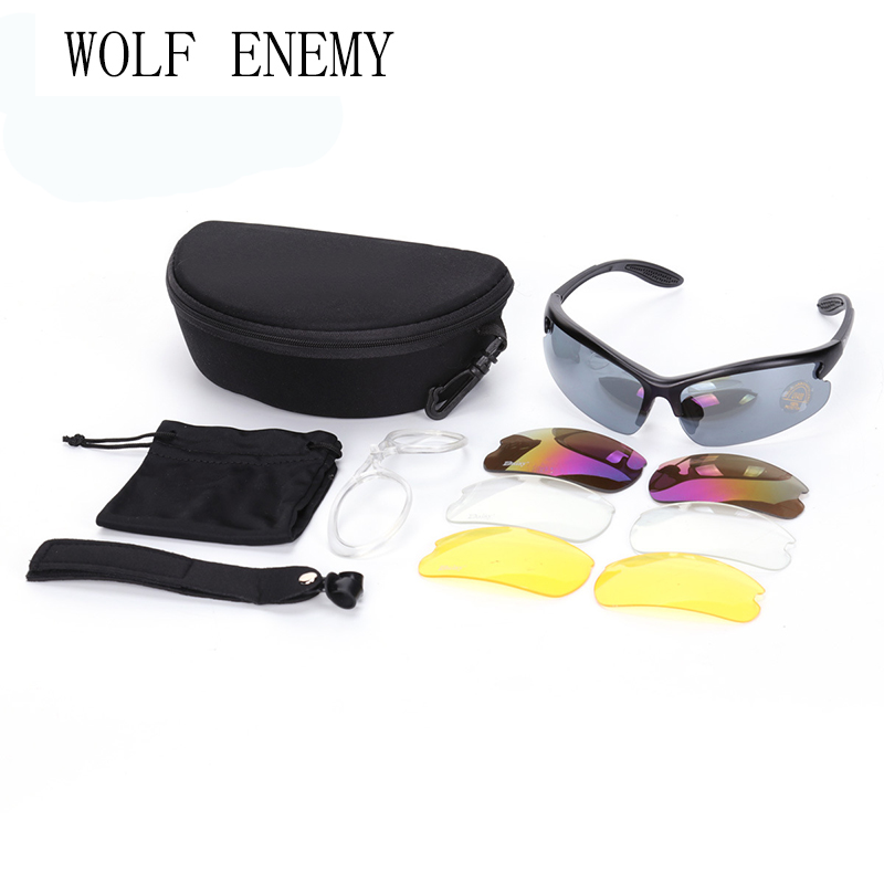 C3 Desert Sun Glasses Goggles Tactical Eye Protective UV400 Glasses Hiking
