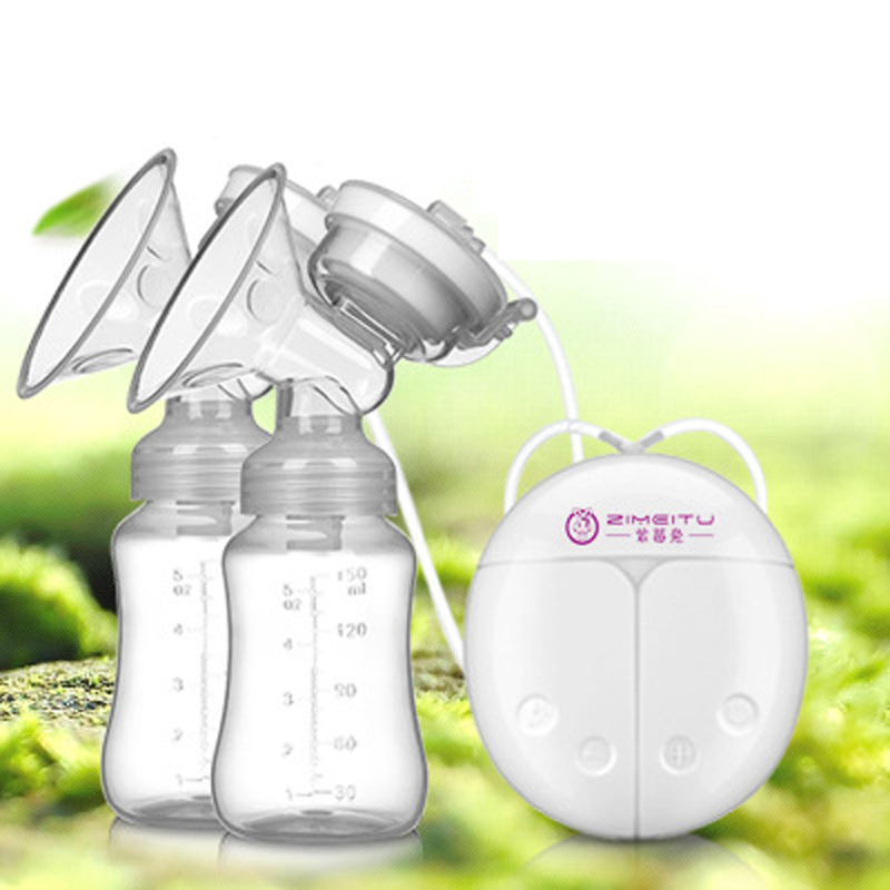 *SALE* Real Bubee Single\Double Electric Breast Pump Baby Breast Feeding Infant