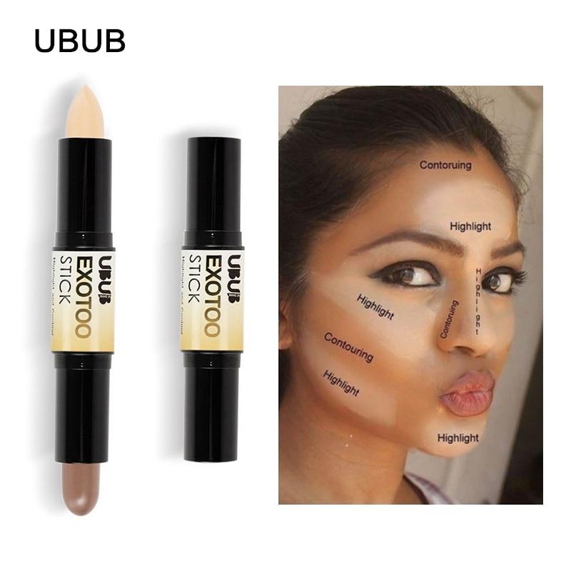 Highlighter Bronzer для макияжа лица Shimmer Bronzer Stick Light Bronzing Illuminateur Maquiagem Контурная косметика Highlighter
