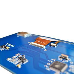 """Image 4 - Pantalla de módulo TFT LCD SSD1963 de 7 """"+ Pantalla de Panel táctil + adaptador de PCB incorporado"""