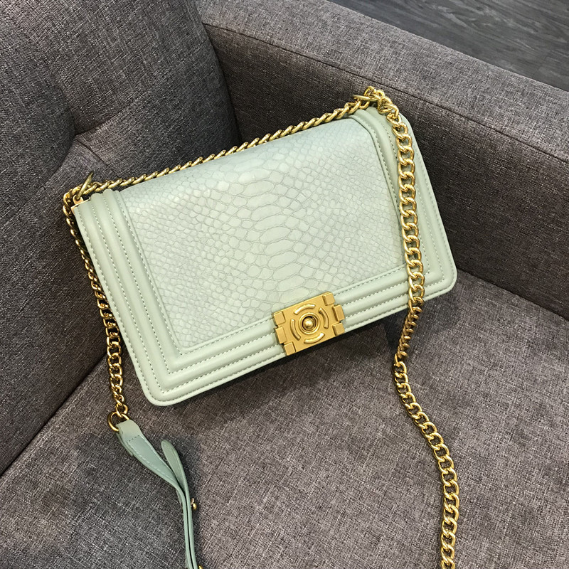 Retro Solid Small Square Bag 2019 Fall New Fashion Women Messenger Bag Serpentine Chain Bag Casual Female Shoulder Crossbody Bag-in Shoulder Bags from Luggage & Bags on Aliexpress.com   Alibaba Group